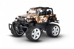 Carrera Auto Jeep Wrangler Rubicon camo 2,4GH