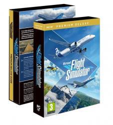 Gra PC Microsoft Flight Simulator Premium Deluxe Ed.