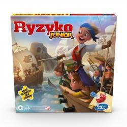 Hasbro Gra Ryzyko Junior