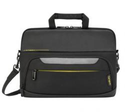 Torb CityGear 11.6 cala Slim Topload Laptop Case -czarna