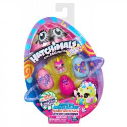 Figurka HATCHIMALS S8 Cosmic Candy Multipak