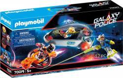 Playmobil 70019 Galaxy Szybowiec policyjny