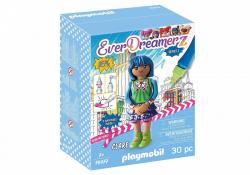Playmobil Clare Comic World