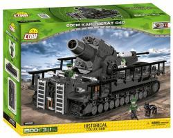 Cobi Klocki Armia 60cm Karl-Gerat 040 (600MM)