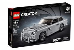 Lego Klocki Creator Expert James Bond Aston Martin DB5