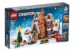 Lego Klocki Creator Expert Chatka z piernika