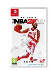 Cenega Gra NS NBA 2K21
