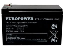 Akumulator EV 12V 9Ah