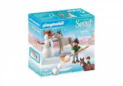 Zestaw figurek Spirit Zabawa na śniegu