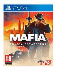 Gra PS4 Mafia I Definitive Edition