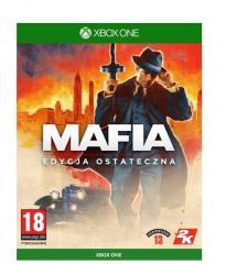 Gra XOne Mafia I Definitive Edition