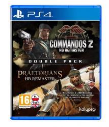 Gra PS4 Commandos 2 Praetorians HD Remaster