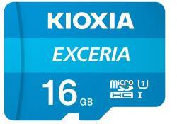 Karta pamięci microSD 16GB M203 UHS-I U1 adapter Exceria