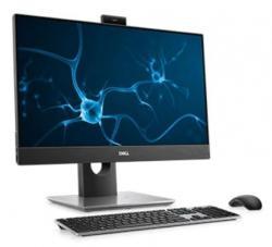 Komputer Optiplex 7480 AIO/Core i5-10500/8GB/256GB SSD/23.8 FHD/Integrated/Adj Stand/Cam & Mic/WLAN + BT/Wireless Kb & Mouse/155W/W10Pro/