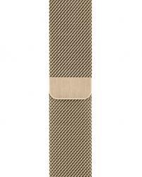 Bransoleta mediolańska w kolorze złotym do koperty 44 mm