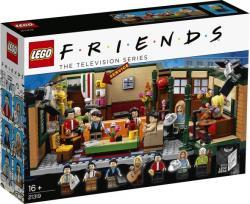 Lego Klocki Ideas FRIENDS Central Perk