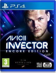 Gra PS4 AVICII Invector Encore Edition