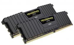 Pamięć DDR4 Vengeance LPX 16GB/3200(2*8GB) BLACK CL16 Ryzen mem kit