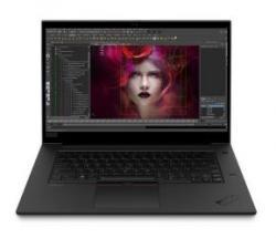 Mobilna stacja robocza ThinkPad P1 Gen3 20TH0046PB W10Pro W-10855M/32GB/1TB/T2000 4GB/LTE/15.6 UHD/Black/3YRS Premier Support