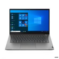 Laptop ThinkBook 14 G2 20VF0009PB W10Pro 4500U/8GB/256GB/INT/14.0FHD/Mineral Grey/1YR CI