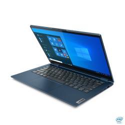 Laptop ThinkBook 14s Yoga 20WE001APB W10Pro i5-1135G7/8GB/256GB/INT/14.0 FHD/Touch/Abyss Blue/1YR CI