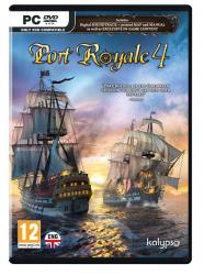 Gra PC Port Royale 4