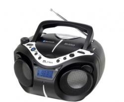 Radioodtwarzacz Gloria CD-55/BT/USB Czarny