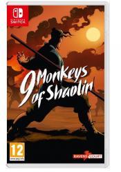 Gra NS 9 Monkeys of Shaolin