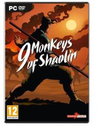 Gra PC 9 Monkeys of Shaolin