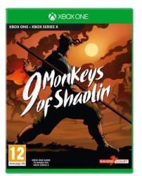 Gra XOne 9 Monkeys of Shaolin