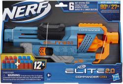 Blaster Nerf Elite 2.0 Commander