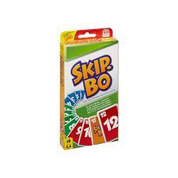 Mattel Gra SKIP-BO
