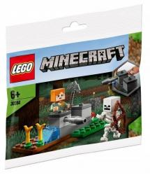 LEGO Klocki Minecraft Obrona przed szkieletami