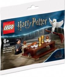 Lego Klocki Harry Potter Harry i Hedwiga przesyłka