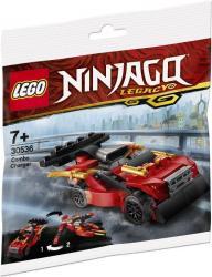 Lego Klocki Ninjago Pojazd bojowy 2 w 1