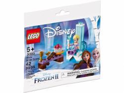 Lego Klocki Disney Princess Zimowy tron Elsy