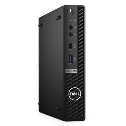 Komputer Optiplex 5080 MFF/Core i5-10500T/8GB/256GB SSD/Integrated/WLAN + BT/Kb/Mouse/W10Pro