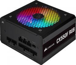 Zasilacz CX550F 550W RGB 80+ BRONZE F.MODULAR EU