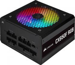 Zasilacz CX650F RGB 650W 80+ BRONZE F.MODULAR EU