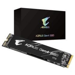 Dysk SSD AORUS Gen4 NVMe 1TB M.2 2280 5000/4400MB/s