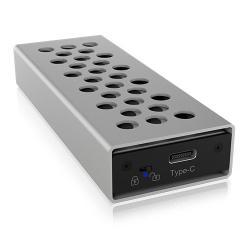 IB-1825M-31 M.2 NVMe SSD obudowa, blokada zapisu, Mac Pro