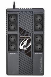 Zasilacz UPS Line-In 600VA 8xFR VI 600 MS FR