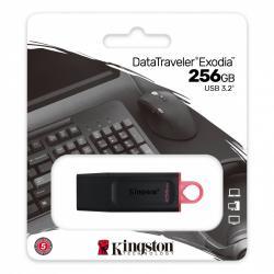 Pendrive Data Traveler Exodia 256GB USB3.2 Gen1
