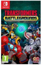Cenega Gra NS Transformers Battlegrounds