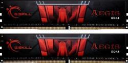 G.SKILL pamięć do PC - DDR4 8GB (2x4GB) Aegis 2400MHz CL17 XMP2
