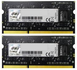 SO-DIMM DDR3 16GB (2x8GB) 1333MHz CL9 1,35V