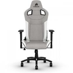 Fotel dla graczy Corsair T3 Rush Gray/White