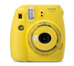 Aparat Instax Mini 9 żółty