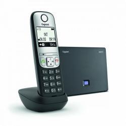 Gigaset Telefon A690 IP Czarny