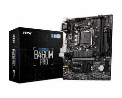 Płyta główna MAG B460M PRO s1200 2DD R4 M.2 HDMI/VGA/DVI mATX
